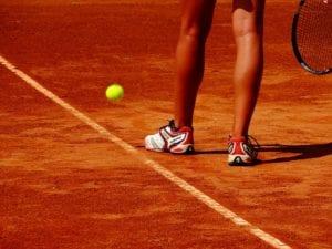 Le tennis : un bon sport pour perdre du poids