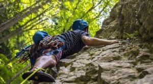 L'escalade : un sport qui fait perdre du poids