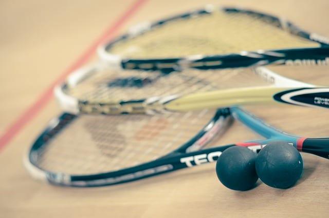 le squash, un sport qui muscle