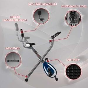 Rangement du vélo F-Bike 300B