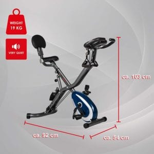 rangement du vélo F-bike 400BS