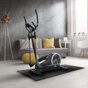 Vue D'ensemble Du Vélo Elliptique Sportstech Cx625