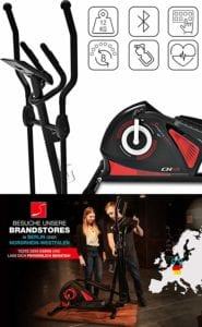 crosstrainer Sportstech CX608