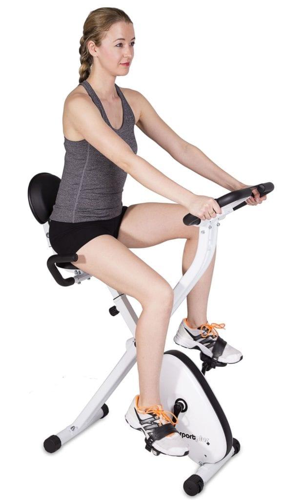 Vous pourrez utiliser facilement le X-bike SP-HT-1004-iE, un vélo Sportplus haut de gamme.