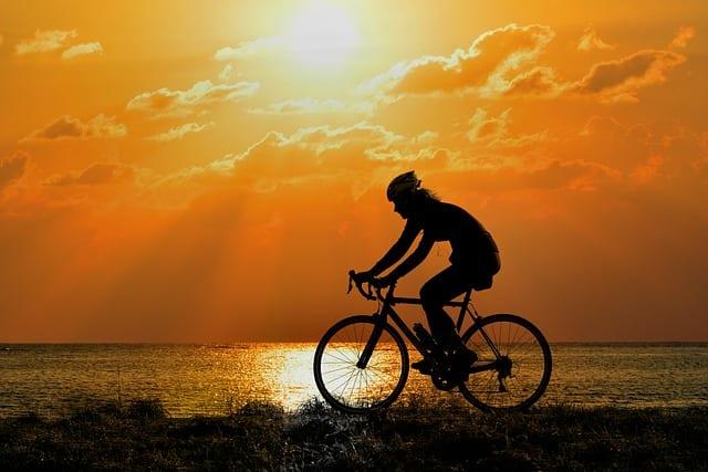 Le vélo est un sport qui muscle les fessiers