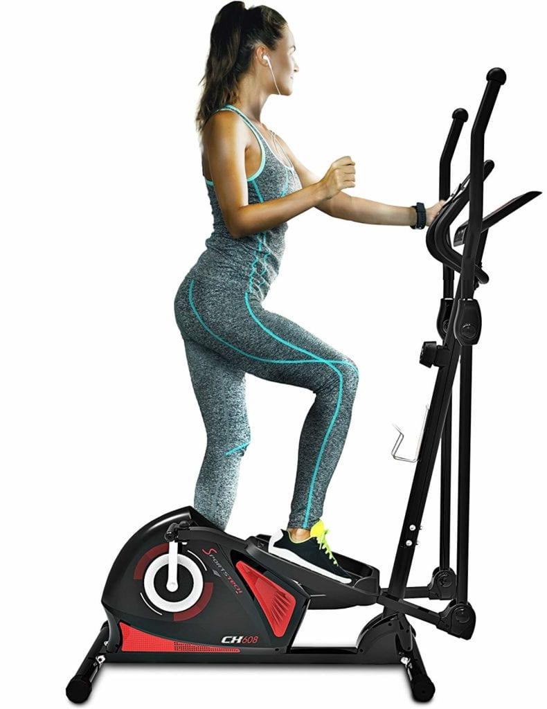 vélo elliptique Sportstech CX608