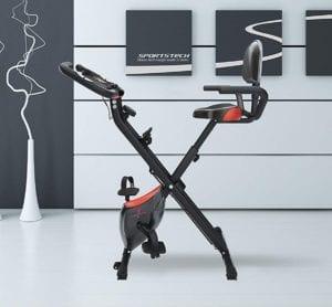 Vue D'ensemble Du Sportstech F-Bike X100