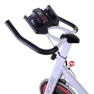 Console Du Vélo De Spinning Homcom