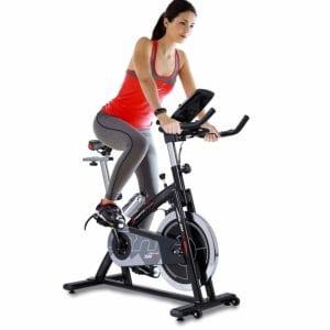 Le Vélo De Biking Sportstech Sx200