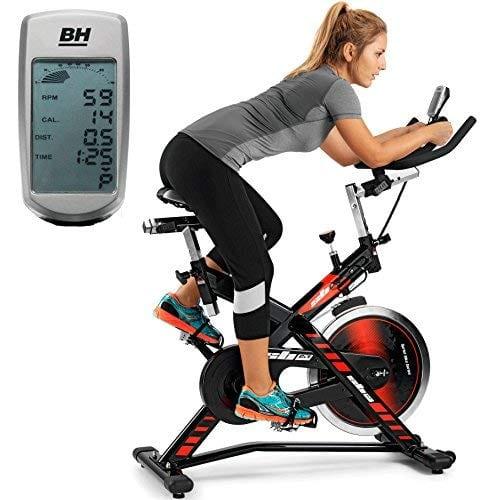 Vélo De Spinning Bh9174fh Fitness Sb2.7