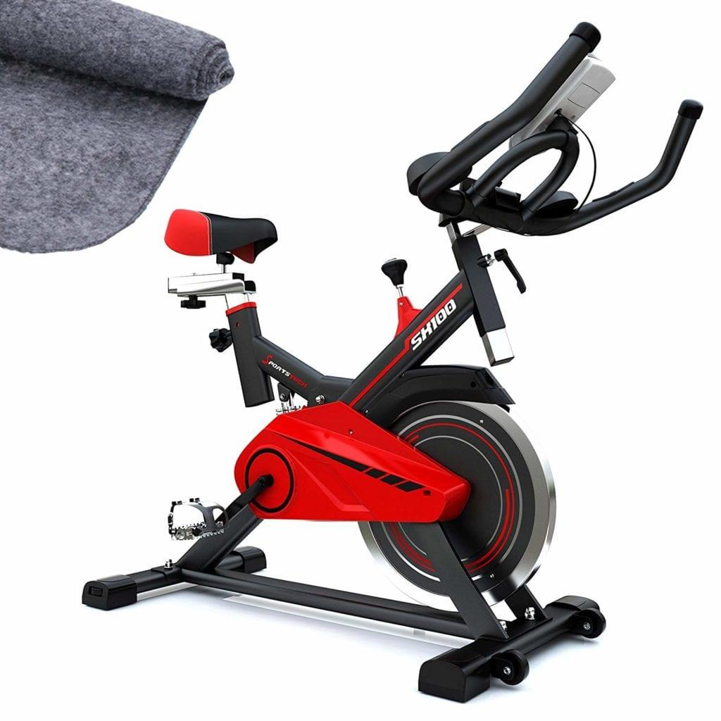Vélo De Spinning Sportstech Sx100