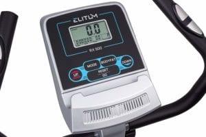Vélo Appartement Hop-Sport Elitum RX500 et sa console LCD