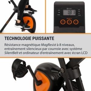 Klarfit X Bike 700 Détails