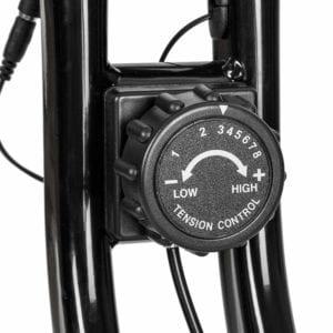 Réglage De La Résistance Du Vélo D'appartement TecTake