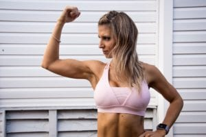 Femme Musclée De Plus De 40 Ans
