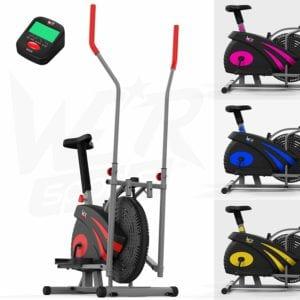 Vue D'ensemble Du Vélo Elliptique We R Sports Traverser 2 In 1