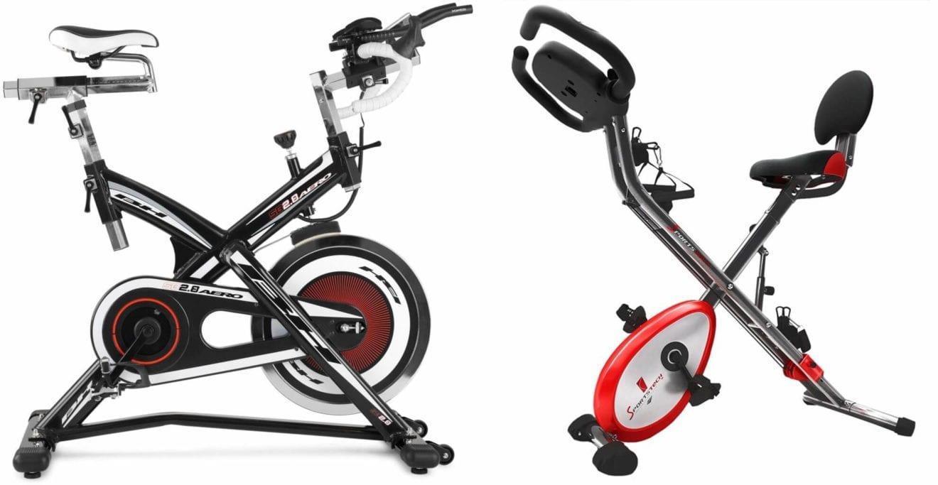 Vélo de Biking ou Vélo d'Appartement Pliable