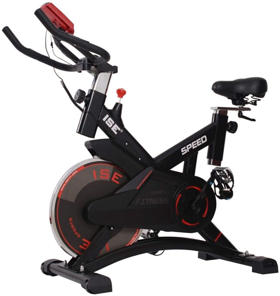 Vélo De Spinning Ise Moscou Sy 7705 1