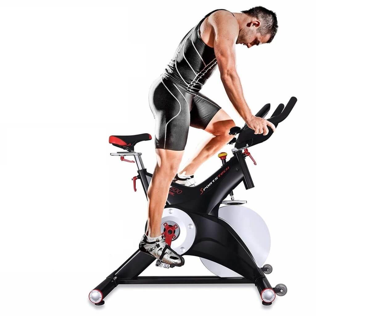 Vélo De Spinning Sportstech SX500