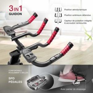 Vélo De Spinning Sportstech Sx600