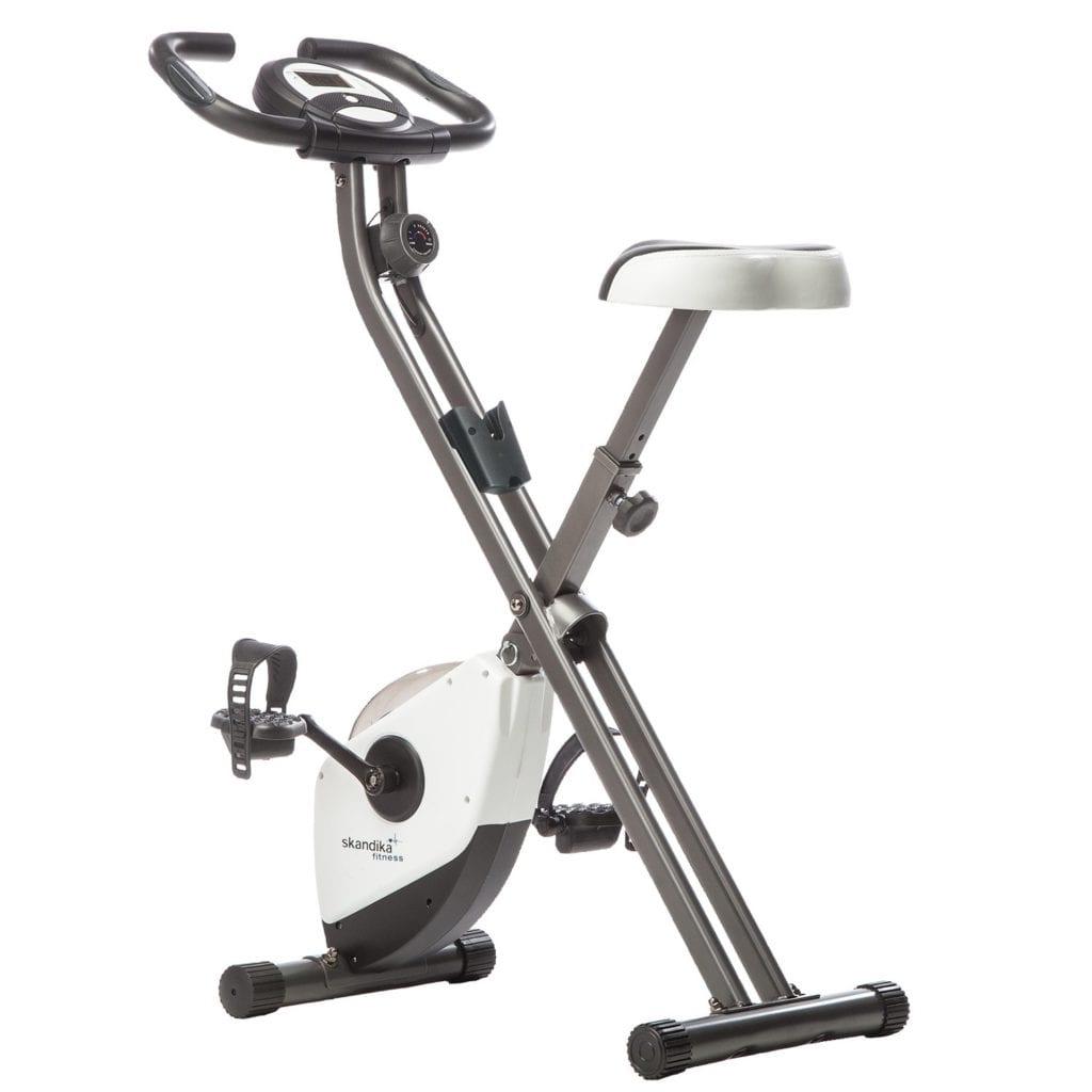 Vélo D'exercice Skandika Foldaway X 1000