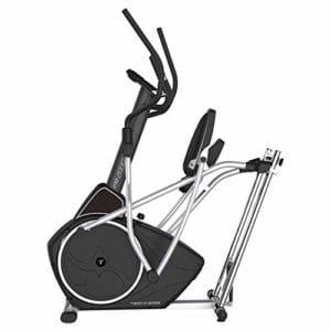 Vue D'ensemble Du Vélo Elliptique Techness FD 2000 Plié